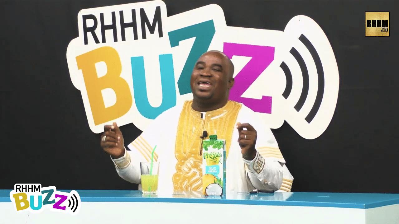 ZIKIRI MOUSTAPHA SIDIBÉ - RHHM BUZZ - dimanche 13 septembre 2020