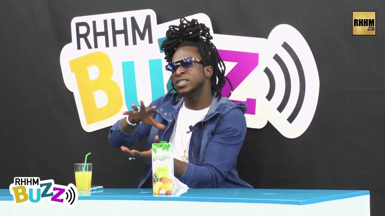 DJINXI B - RHHM BUZZ - dimanche 11 octobre 2020